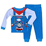 Thomas The Train Little Boys Toddler Cotton Pajama Set (3T)