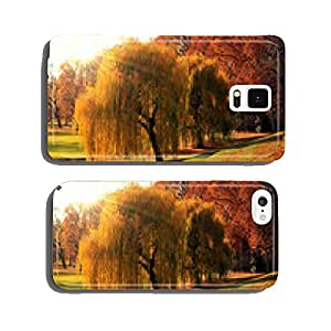 autumn cell phone cover case Samsung S5