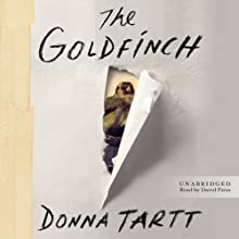The Goldfinch Audiobook by Donna Tartt Narrated by David Pittu