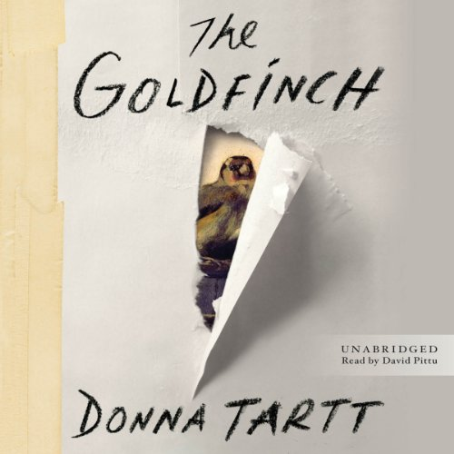 The Goldfinch by Hachette Audio