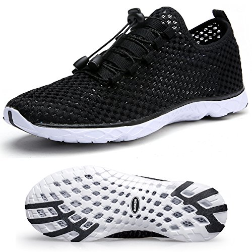 Women's Shoes Athletic Sport Walking Shoes Dreamcity Water 212blackwhite Lightweight 10Ux1d