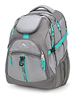 High Sierra Access Pack , Ash/Charcoal/Aquamarine