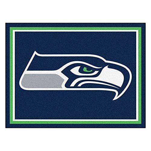 FANMATS 17497 NFL Seattle Seahawks Rug by Fanmats