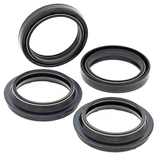 (All Balls Fork Seal And Wiper Kit Replacement For 95 HONDA CR250)