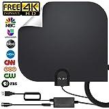 Best Digital Hdtv Antennas - [2019 Upgraded] HDTV Antenna,Indoor Digital TV Antenna Amplified Review