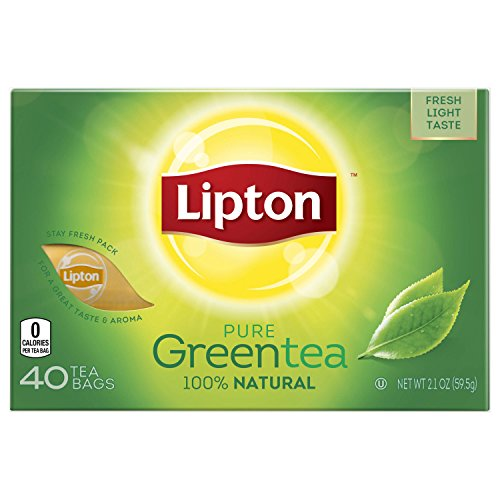 Lipton Green Bags Natural Count