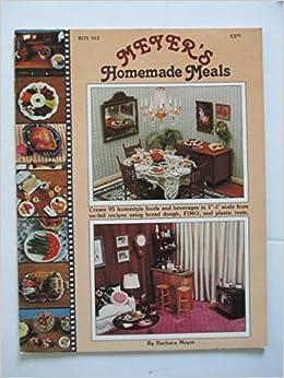 Book Meyer's Homemade Meals