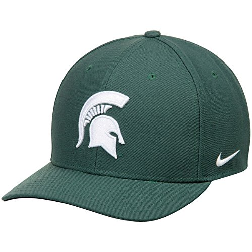 Michigan State Spartans Dri Fit Adjustable Wool Classic Cap Hat