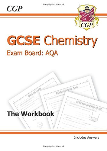 Read Online Gcse Chemistry Aqa Workbook Including Answers - Higher PDF