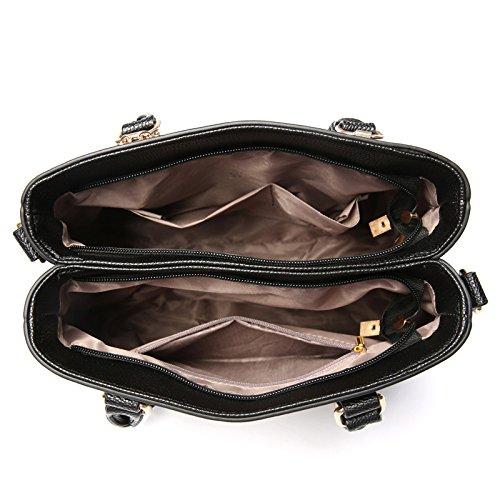 Pattern Sac Shoulder Bag Jpfcak Lychee Lady Atmosphere Fashion Main À B Simple wEXtS1q
