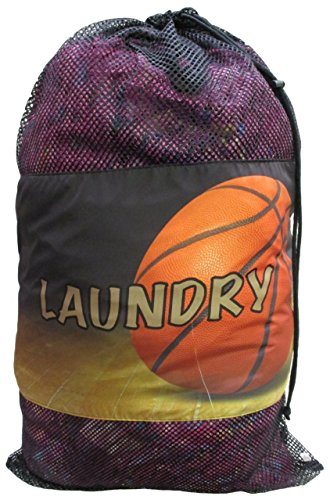 Gilbin Matching Laundry Drawstring Basketball