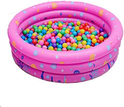 IJHTYDWSPPN YQOOO - Piscina hinchable para bebé, doble piscina ...