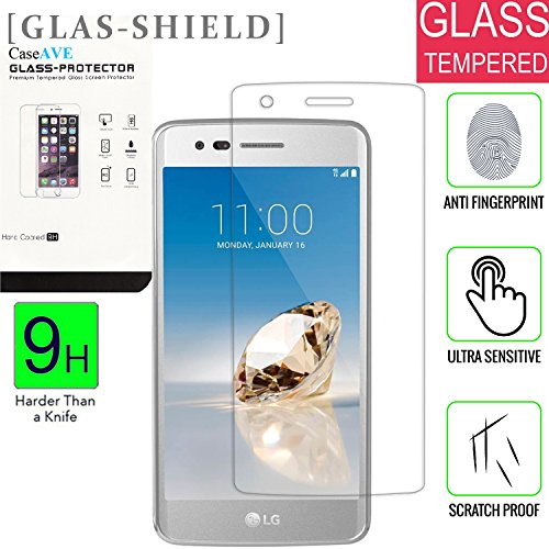 Tempered Glass For LG K4 (Clear) - 6