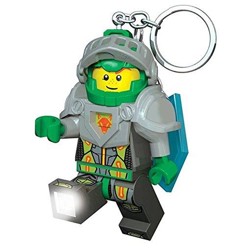 Re:creation Group Plc IQLGL-KE98 LEGO Nexo Knights Aaron Key Light with Shield Power (Knight Night Light)