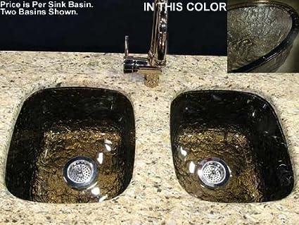 Jsg Oceana 009 009 022 Undermount Kitchen Sink Black Nickel