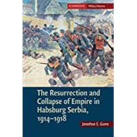 The Resurrection and Collapse of Empire in Habsburg Serbia, 1914–1918: Volume 1