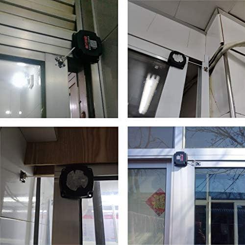 Automática Cierre de puerta,Puerta corredera Cerrador de puerta Conveniente para la Peso ligero Puerta doble Sola puerta-A 8.5 * 8.5cm(3x3inch): Amazon.es: Bricolaje y herramientas
