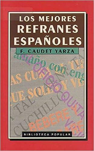 Amazon.com: Mejores Refranes, Los - Tapa Dura - (Spanish ...
