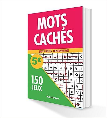 150 jeux mots cachés