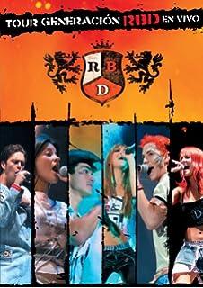 LIVE RBD RIO SALVAME BAIXAR IN