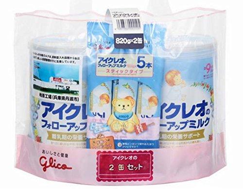 柔らかな質感の アイクレオのフォローアップミルク 2缶×5セット(820g×2×5) B0159QOOBA B0159QOOBA, ダイトウシ:2cef7f58 --- a0267596.xsph.ru