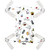 Skin For ZEROTECH Dobby Pocket Drone – Love The 90s | MightySkins Protective, Durable, and Unique Vinyl Decal wrap cover | Easy To Apply, Remove, and Change Styles | Made in the USA