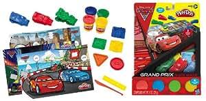 Play-Doh 31955148 Cars - Escena de acción