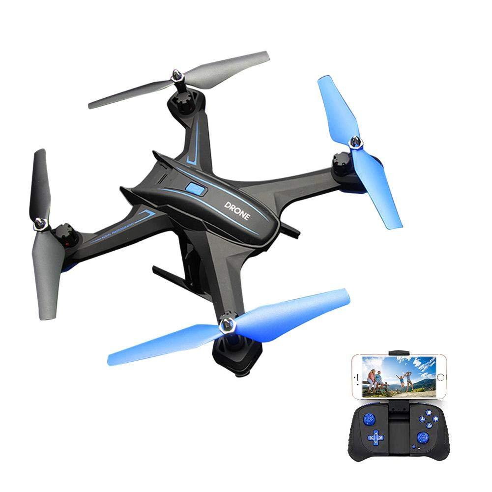 Drohnen Quadrocopter, Echtzeitübertragung 720P HD WiFi, Live Video RC Quadcopter