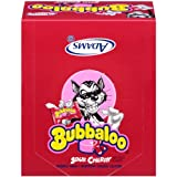 Bubbaloo Sour Cherry, 60-Count (Pack of 6)