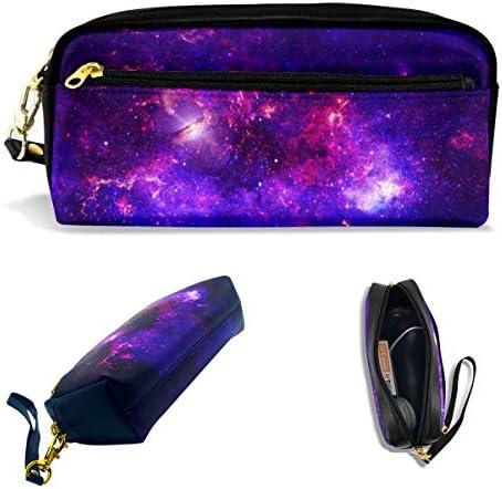 Swans Fabric Zipper Pouch  Pencil Case  Make Up Bag  Gadget Pouch