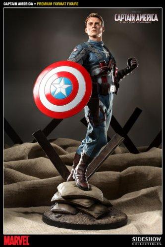 Sideshow Captain America Premium Format Movie ()