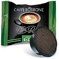 Caffè Borbone Don Carlo Miscela Verde Dek - Confezione da 100 pezzi Capsule – Compatibile Lavazza A Modo Mio