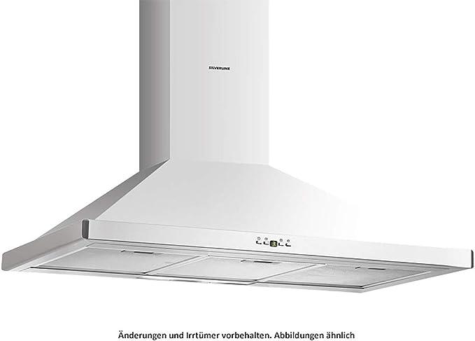 Silverline Carisma CRW 600 E - Campana de pared (acero inoxidable, 60 cm): Amazon.es: Grandes electrodomésticos