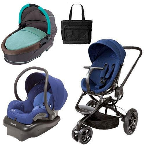 Quinny Pram And Bassinet - 7