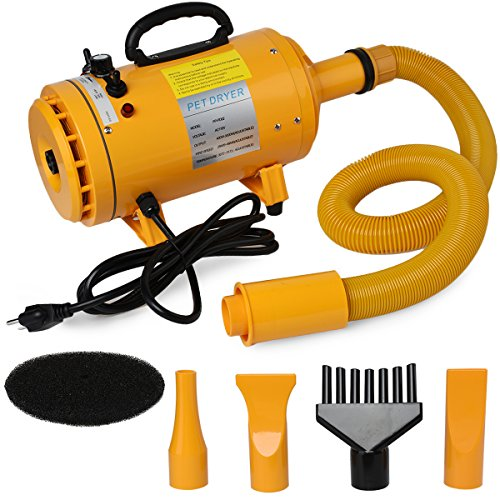 4hp-stepless-adjustable-speed-and-2-differerent-heat-pet-grooming-hair-dryer-w-4-different-nozzles