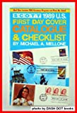 Scott U. S. First Day Cover Catalogue and Checklist, 1988, Michael A. Mellone, 0894871196