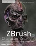 ZBrush Character Creation, Scott Spencer, 0470572574