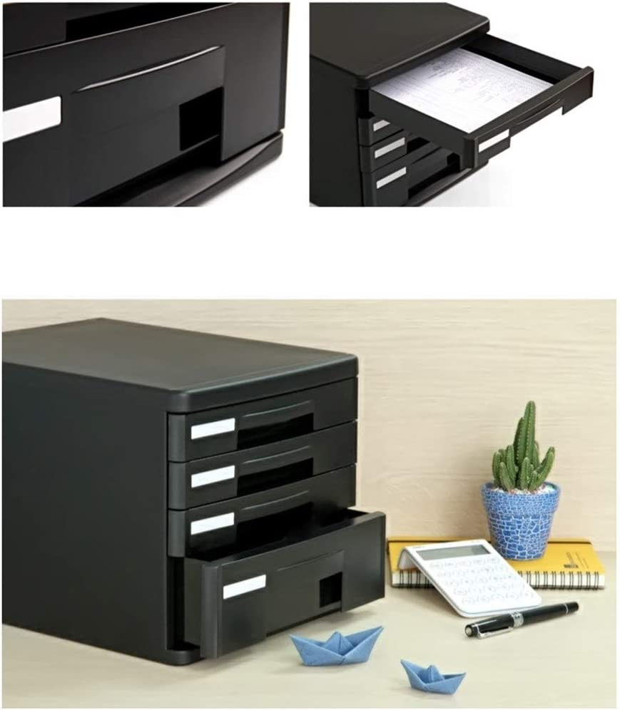 File Cabinet Drawer Cabinet Desk Organizer Tools Kids Craft Supplies Filing /& Organizing Paper Documents Home Office Desktop File Storage Box for Home Office