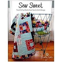 Swirly Girls Design Sew Sweet Book