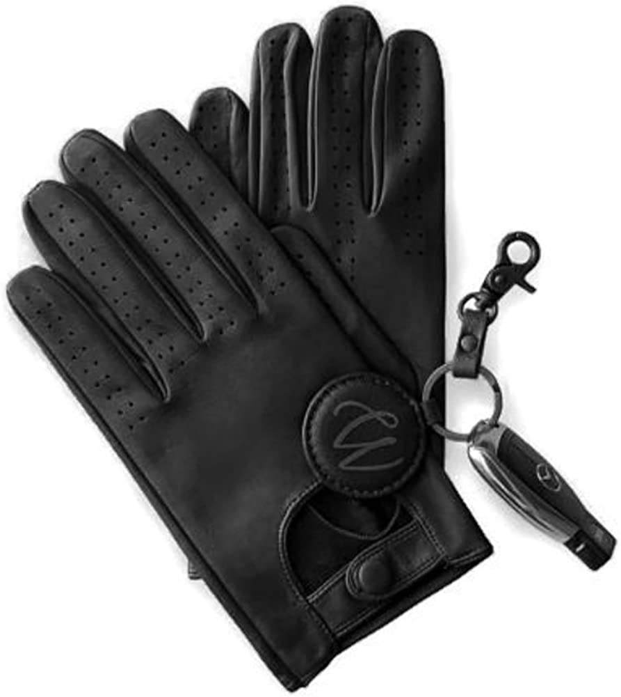 MENS CLASSIC DRIVING GLOVES SOFT GENUINE REAL LAMBSKIN LEATHER DARK BROWN UK