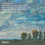Schubert: Piano Trio in B flat