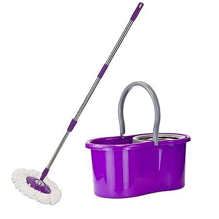 Wischmop Bodenwischer Spin 360° Mopp Reinigungssystem Reiniger Set Mop Vileda
