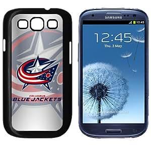 NHL Columbus Blue Jackets Samsung Galaxy S3 Case Cover