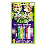 Trooperbay Rubies Halloween No Mess No Fuss Makeup Crayons (2 PACK)