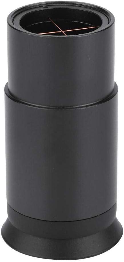 Qiterr 1.25 Inch Calibrated Eyepiece Telescope Optical Axle Calibrator for Cattle Anti-makaskar Astronomical Telescope