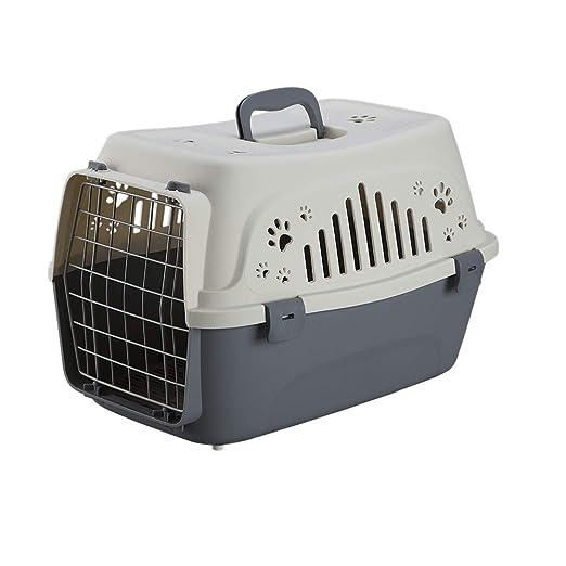 TIM-LI Caja De Aire para Mascotas, Perrera Tradicional para Perros ...