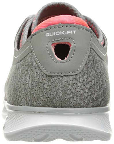 Donna Pink Skechers Sneaker Interstelllar Step Go Gray Lite 0qXxS0B