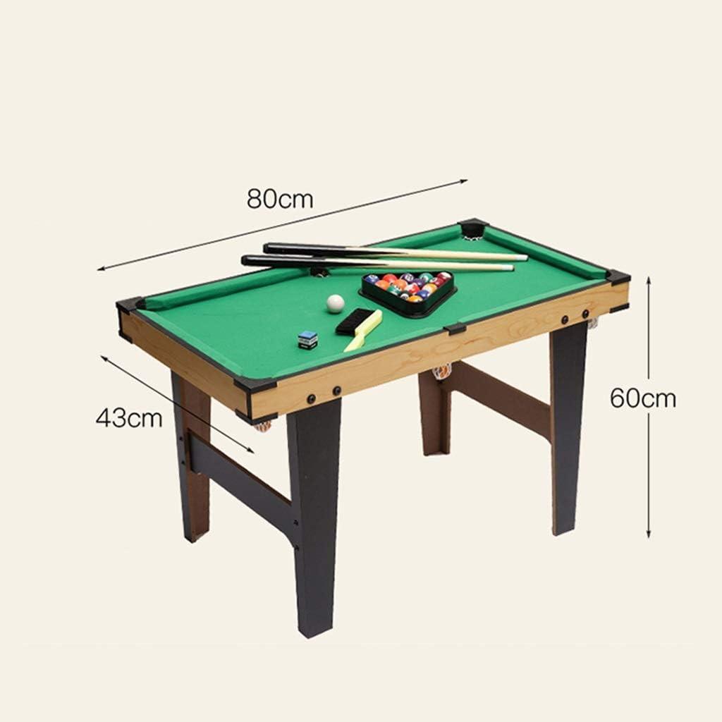 Mini mesas de billar Mesa De Billar Para Niños En Casa Mini Puzzle ...