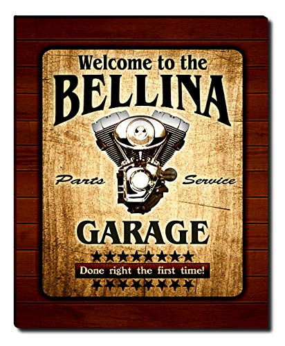 ZuWEE Bellina Family Garage Gallery Wrapped Canvas Print