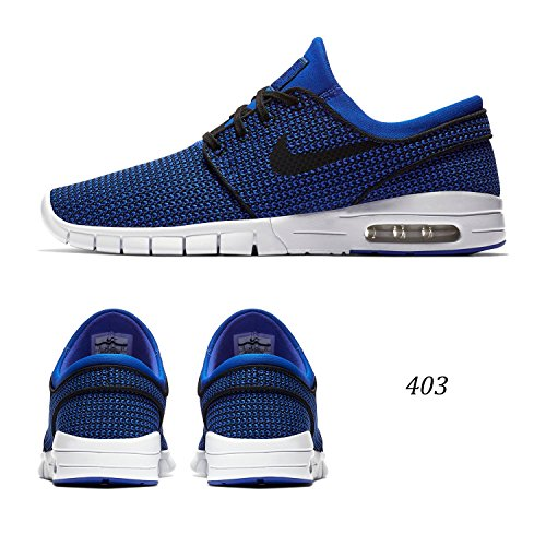 cheap best seller cheap real finishline Nike Men's Bruin Mid Casual Shoe Hyper Royal/Black-White discount sale online footaction online free shipping pre order qGc5uz